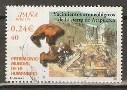ESPAÑA 2001 EDIFIL 3847 USADO - 1931-Today: 2nd Rep - ... Juan Carlos I