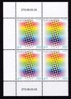 2003, EESTI, 463,  Europa: Plakatkunst. MNH - Estonie