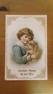 Chromo Amidon Remy Enfant Chien - Autres