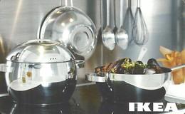 IKEA * FURNITURE STORE * SWEDEN * SWEDISH * KITCHEN * POT * Ikea 2007 06 Fr E2 * France - Gift Cards