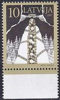 LETTLAND 1997 Mi-Nr. 450 ** MNH - Latvia