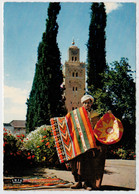 SCENES  ET  TYPES    MARCHAND  DE  TAPIS                 (NUOVA) - Marocco