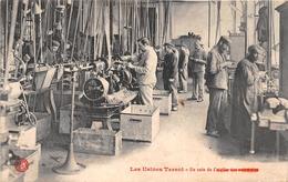 """¤¤   -    DIJON   -   Les Usines """" TERROT """"  -  Un Coin De L'Atelier Des Automates   -   ¤¤ - Dijon"""