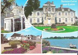 SAINTE LUCE SUR LOIRE. CP Multivues - France
