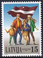 LETTLAND 1999 Mi-Nr. 506 ** MNH - Lettonie