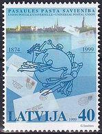 LETTLAND 1999 Mi-Nr. 513 ** MNH - Lettonie