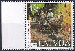 LETTLAND 2000 Mi-Nr. 518 ** MNH - Latvia