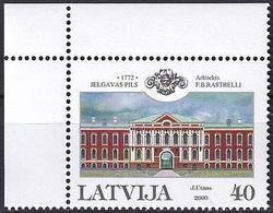 LETTLAND 2000 Mi-Nr. 527 A ** MNH - Lettonie