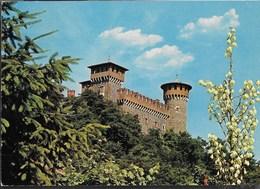 MONTICHIARI (BS) - IL CASTELLO  - VIAGGIATA 1972 - Castelli