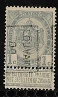 Leuven 1900  Nr. 295B - Precancels