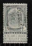 Leuven 1901  Nr. 358B - Precancels