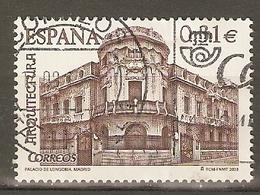 ESPAÑA 2008 EDIFIL 4402 USADO - 1931-Today: 2nd Rep - ... Juan Carlos I