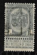 Leuven 1903  Nr. 503A - Precancels