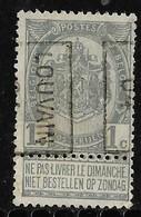 Leuven 1904  Nr. 583B - Precancels