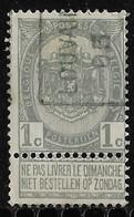 Leuven 1905  Nr. 677A - Precancels