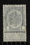 Leuven 1905  Nr. 677B - Precancels