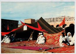 MAROC  PITTORESQUE    DIFFA  A  GOULIMINE                      (NUOVA) - Marocco