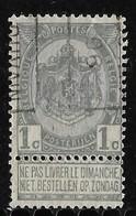 Leuven 1906  Nr. 775B - Precancels