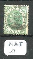 NAT YT 26 Obl - Natal (1857-1909)