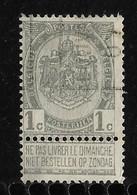Leuven 1907  Nr. 877A - Precancels