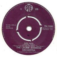 "The Laurie Johnson Orchestra  ""  Sucu Sucu  "" - Vinyles"
