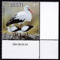 2003, EESTI, 468, Einheimische Fauna: Ringelrobbe.  MNH - Estonie