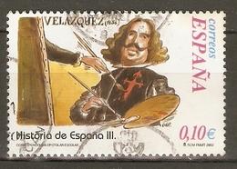 ESPAÑA 2002 EDIFIL 3915 USADO - 1931-Today: 2nd Rep - ... Juan Carlos I