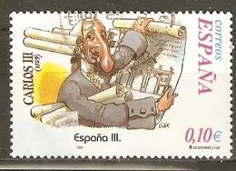ESPAÑA 2002 EDIFIL 3919 USADO - 1931-Today: 2nd Rep - ... Juan Carlos I
