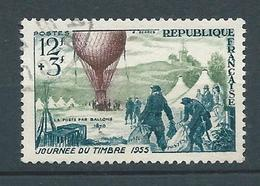 FRANCE 1955 . N° 1018 . Oblitéré . - France