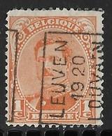 Leuven 1920  Nr. 2507A - Vorfrankiert