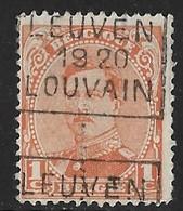 Leuven 1920  Nr. 2507C - Vorfrankiert
