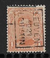 Leuven 1921  Nr. 2643B - Vorfrankiert