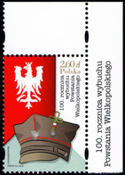 Poland 2018 Fi 4912 Mi 5062 100th Anniversary Of The Outbreak Of The Wielkopolskie Uprising - 1944-.... Republic