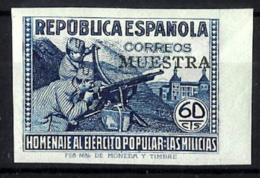 España Nº 796Ms Con Charnela - 1931-50 Nuevos & Fijasellos