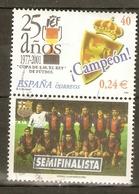 ESPAÑA 2001 EDIFIL 3805 USADO - 1931-Today: 2nd Rep - ... Juan Carlos I