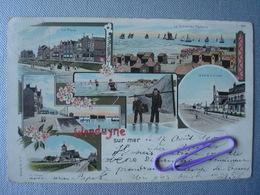 WENDUYNE  Sur Mer En 1900 - Wenduine