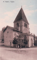 St Sulpice, L'Eglise (57) - VD Vaud