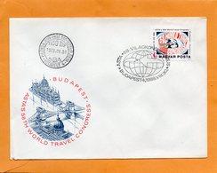 Hungary 1988 FDC - FDC