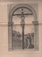 """LA FRANCE ILLUSTREE 03 04 1897 - NAUFRAGE DE """" LA VILLE DE SAINT NAZAIRE """" - EGLISE SAINT PIERRE DE MONTMARTRE - ATHENES - Journaux - Quotidiens"""