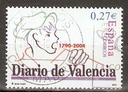 ESPAÑA 2004 EDIFIL 4094 USADO - 1931-Today: 2nd Rep - ... Juan Carlos I