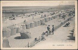 CABOURG - La Plage - Cabourg
