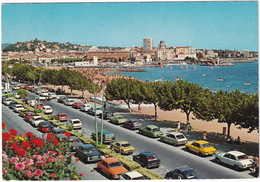 Saint-Raphael: RENAULT 12,16,5,4, TOYOTA CELICA ST, VOLVO 145, CITROËN DS, FORD CAPRI, PEUGEOT 504, 104, MERCEDES W115 - Voitures De Tourisme