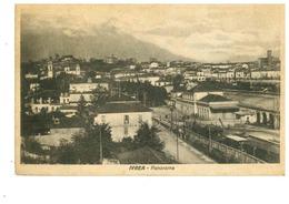 IVREA STAZIONE FERROVIARIA TRENO FERROVIA - Italy