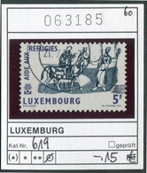 Luxemburg - Luxembourg - Michel 619 - Oo Oblit. Used - Luxembourg