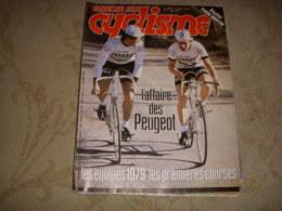 MIROIR DU CYCLISME 263 02.1979 EQUIPES 79 KUIPER THEVENET CYCLO CROSS ZWEIFEL - Sport