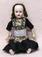 Giocattoli - Bambole Antiche - Bambola D'epoca - 1910 Ca. - Andere Verzamelingen