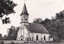 Carte Vers 1960 FLACOURT / L'EGLISE - Autres Communes