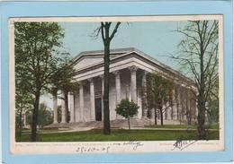 PHILADELPHIA  -  MAIN  BUILDING - GIRARD  COLLEGE  -  1905  - - Philadelphia