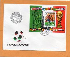Hungary 1990 FDC - FDC