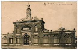 Cambrai, La Chambre De Commerce (pk52876) - Cambrai